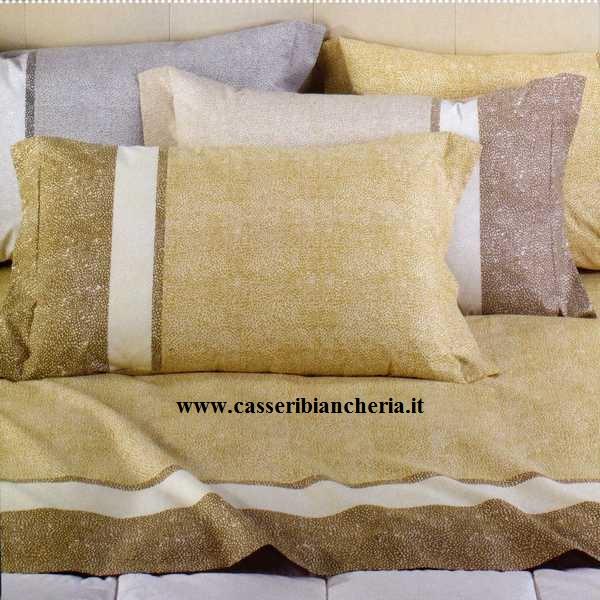 Lenzuola matrimoniali caleffi nevada casseri biancheria for Caleffi biancheria