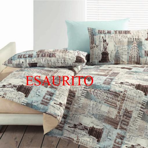 parure copripiumino singolo new york vallesusa casseri biancheria. Black Bedroom Furniture Sets. Home Design Ideas