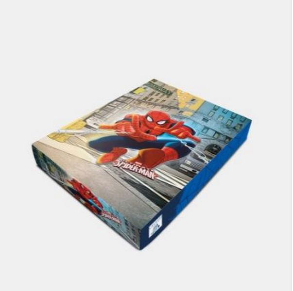 Copripiumino singolo caleffi spiderman broadway casseri - Letto di spiderman ...